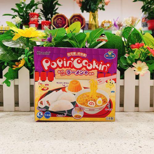 日本Kracie嘉宝娜DIY日本食玩(饺子布丁面条)32g