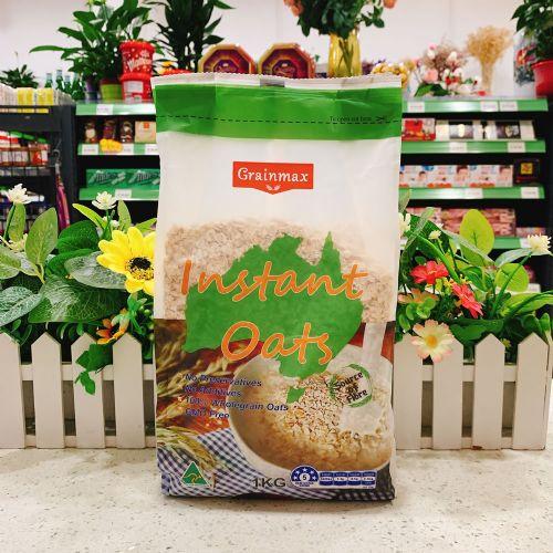 澳洲格麦斯即食燕麦片1kg