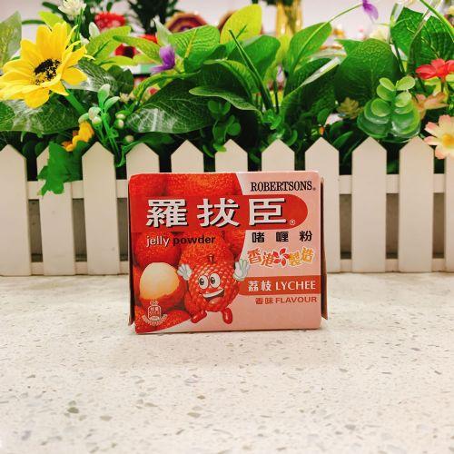 罗拨臣�ㄠ�粉80g(荔枝味)