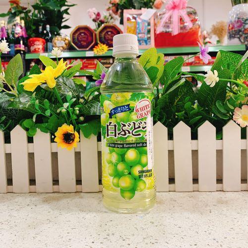 日本三佳利白葡萄汁500ml