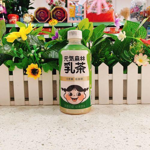 元气森林乳茶(茉香奶绿奶茶)450ml