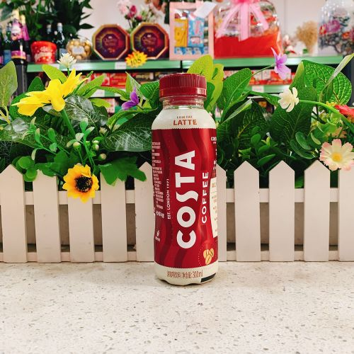 COSTA COFFEE 低脂醇正拿铁咖啡300ml