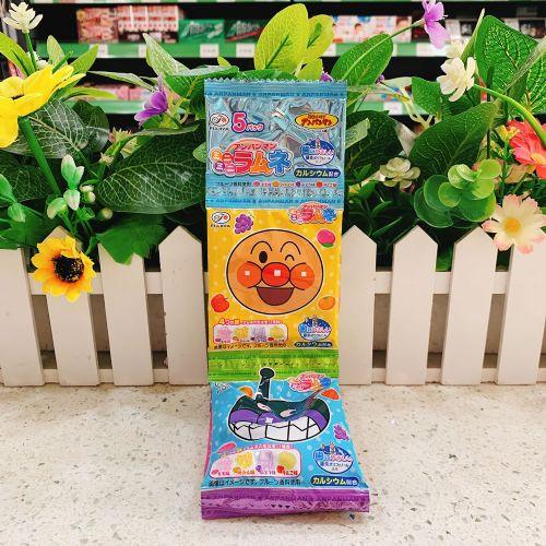 日本不二家水果味钙糖仔5连包