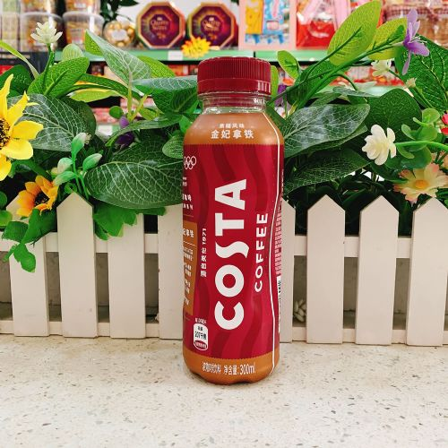 COSTA COFFEE 金妃拿铁咖啡300ml