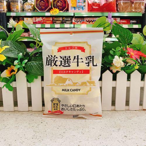 日本秋山制果牛乳糖100g(袋装)