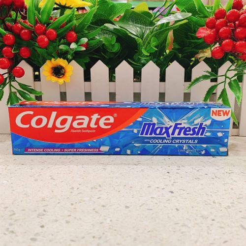 进口高露洁薄荷清爽牙膏160g