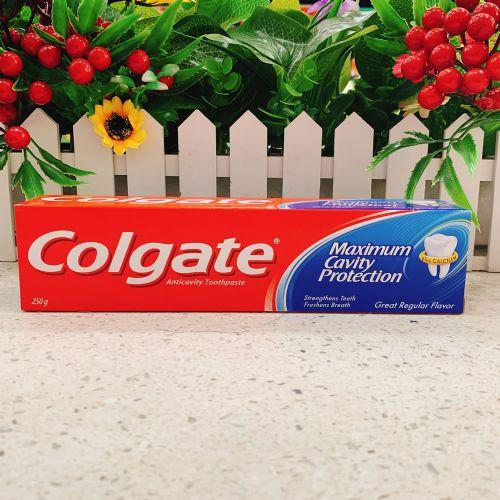 进口高露洁 MFP2全新洁白牙膏 250g