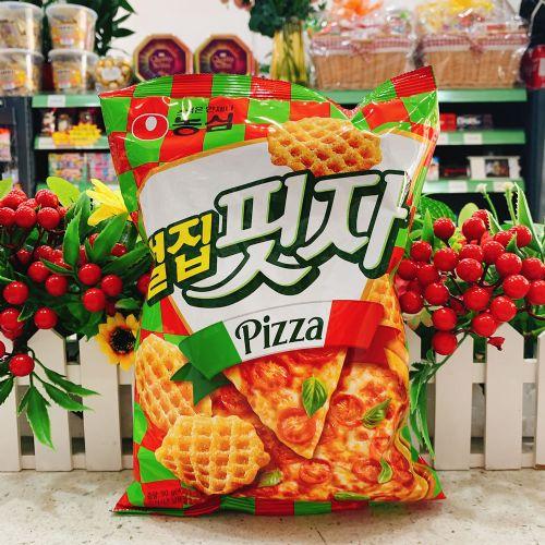 韩国农心披萨味格脆90g