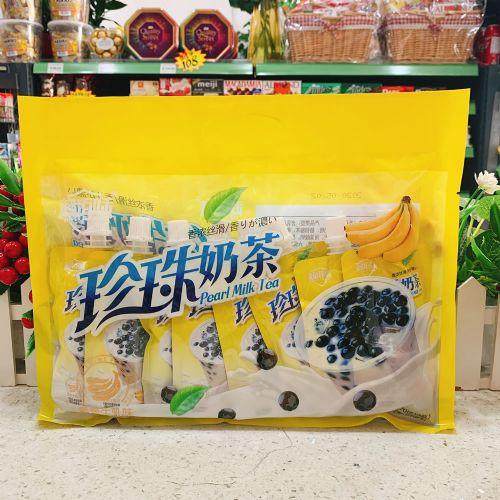 超佰味珍珠奶茶吸吸冻560g(香蕉牛奶味)