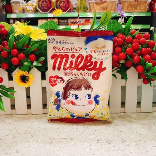日本不二家牛奶糖40g
