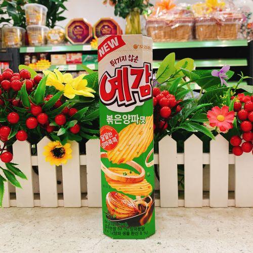 韩国好丽友洋葱味薯片64g
