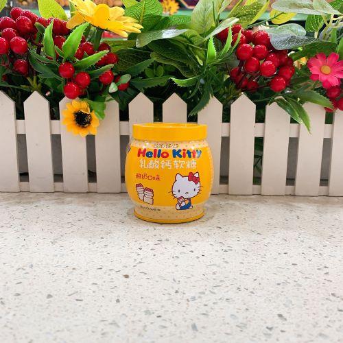 HELLO KITTY 乳酸钙软糖(酸奶味)100g