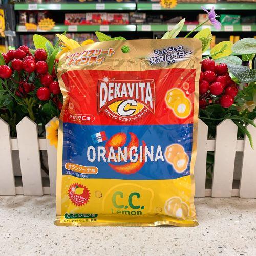 日本乐天碳酸夹心三味糖60g(袋装)