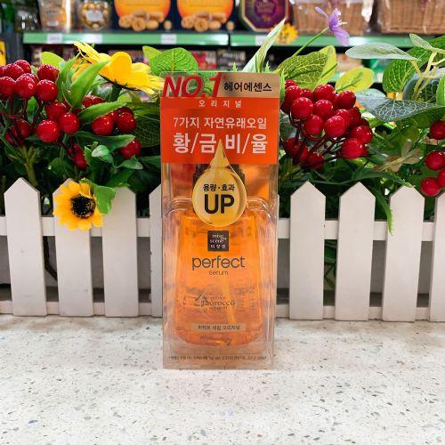 韩国爱茉莉免洗护发精油80g(黄色)