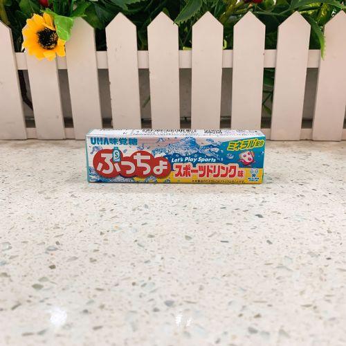日本味觉粒粒运动饮料软糖10粒(条装)