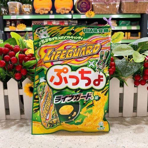 日本味觉粒粒Lifeguard饮料软糖88g(袋装)