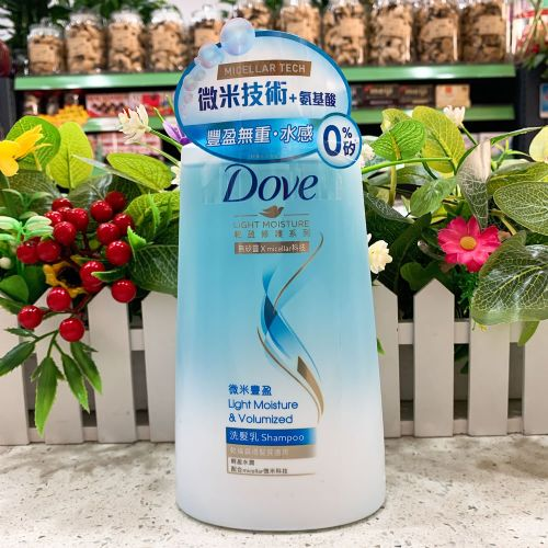 多芬Dove丰盈水感洗发水 700ml