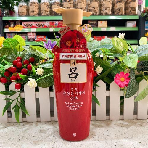 韩国爱茉莉红吕洗发水(含光耀护营润修护)400ml