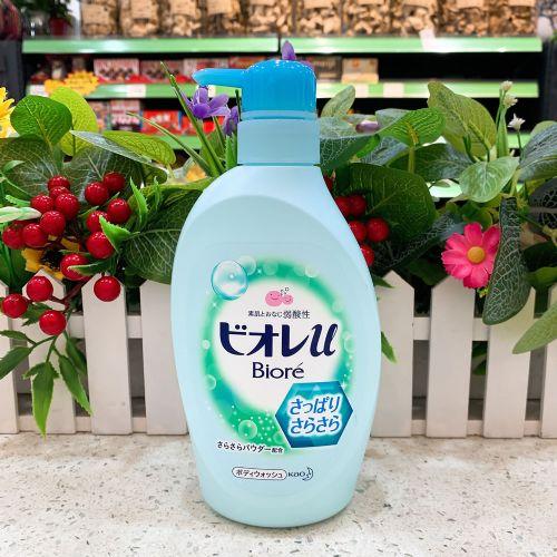 日本花王弱酸性沐浴露480ml