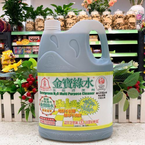 金宝绿水全能清洁辟味剂3180ml