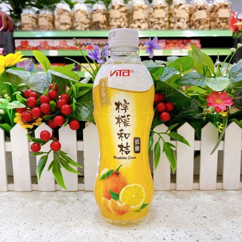维他柠檬和桔低糖果汁500ml