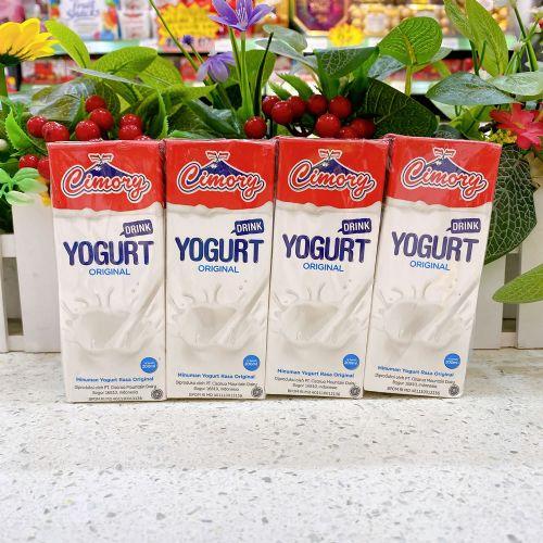 YOGURT西莫尼原味酸奶200ml×4支