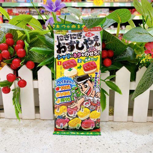 日本明治三味水果寿司糖22g(袋装)