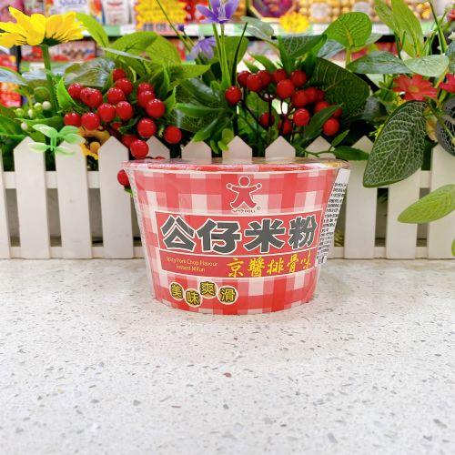 公仔米粉碗装京酱排骨味 73g