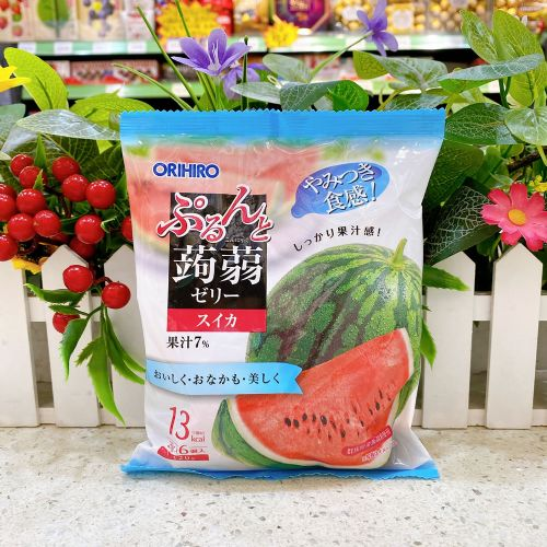 日本ORIHIRO�X�m(西瓜味)120g