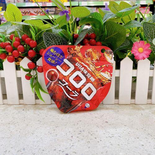 日本UHA悠哈味觉糖可乐软糖40g(企袋)