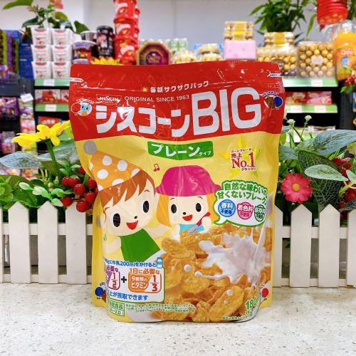 日本日清儿童粟米片180g(企袋)