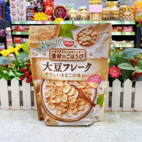 日本日清大豆燕麦片200g(袋装)