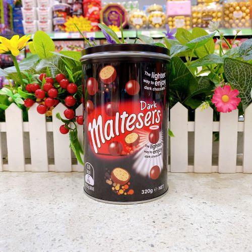 澳洲麦提莎特浓巧克力(铁罐装)320g