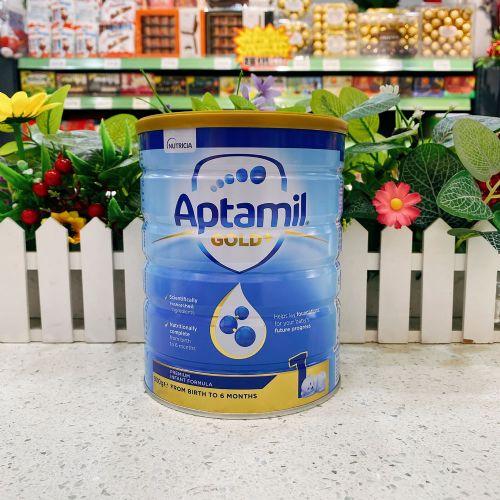 澳洲Aptamil爱他美1段金装奶粉900g