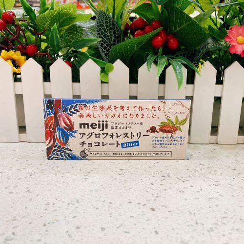 日本明治农林业特浓朱古力40g(盒装)