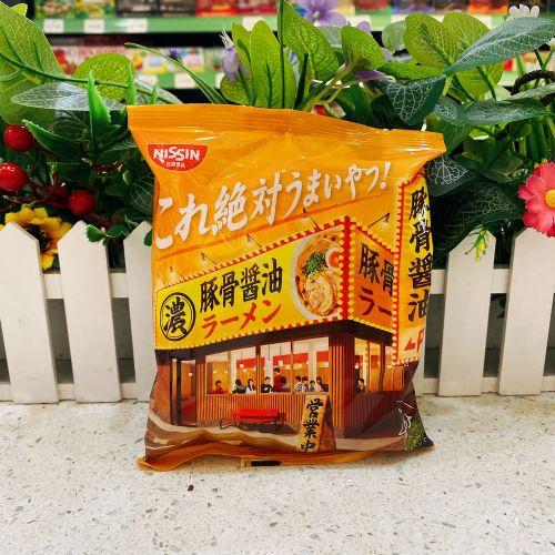 日本日清豚骨酱油拉面261g