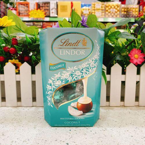 意大利瑞士莲椰香牛奶软心巧克力200g