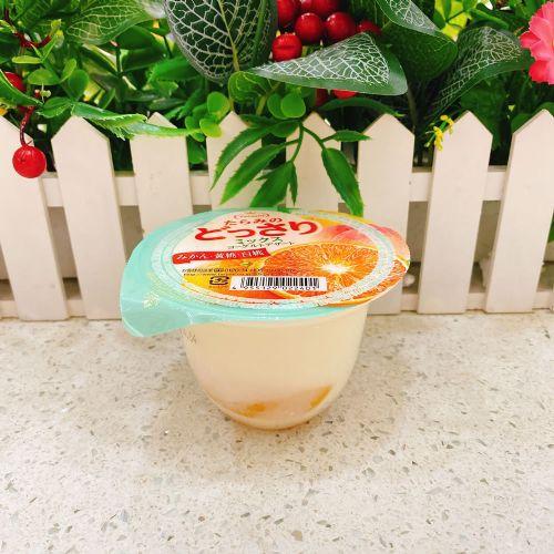 日本Tarami 杂果乳酪果冻230g(杯装)
