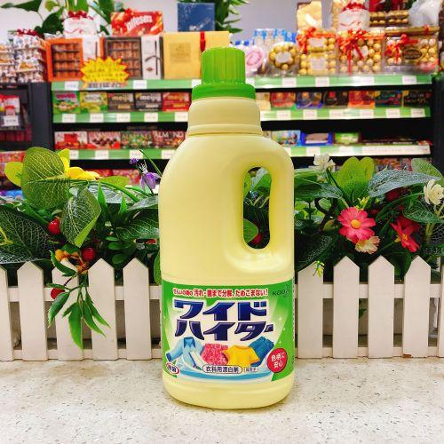 日本花王漂白洗衣剂1000ml