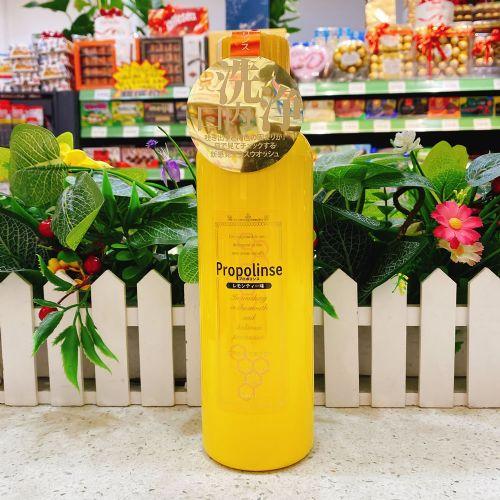 日本Propolinse比那氏蜂胶复合漱口水600ml(柠檬味)