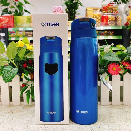 日本TIGER虎牌保温杯500ml(蓝色)MCX-A501AK