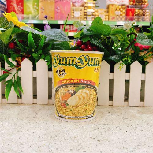 泰国养养牌鸡味汤面杯面70g
