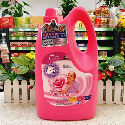 得逸玫瑰香氛护理衣物柔顺剂F11