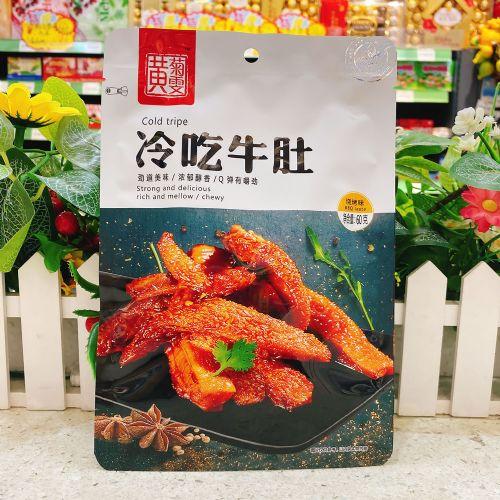 黄菊雯冷吃牛肚(烧烤味)60g
