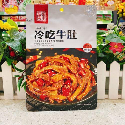 黄菊雯冷吃牛肚(香辣味)60g