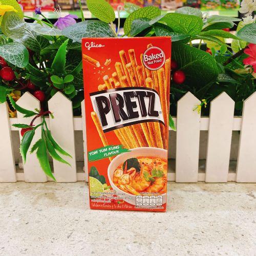 泰国PRETZ百力滋饼干23g(冬荫功味)