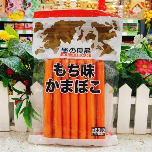 优之良品日式鱼肉肠13根
