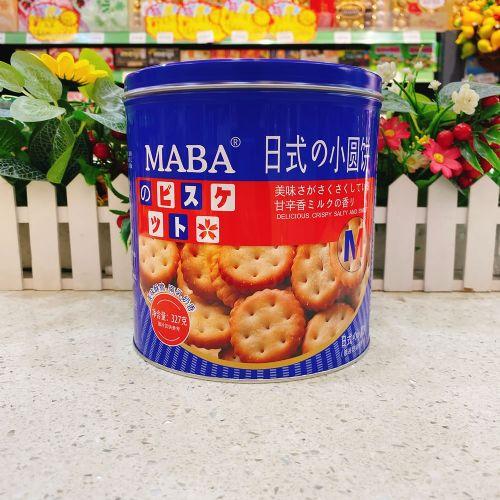 MABA日式小圆饼(南乳味)327g