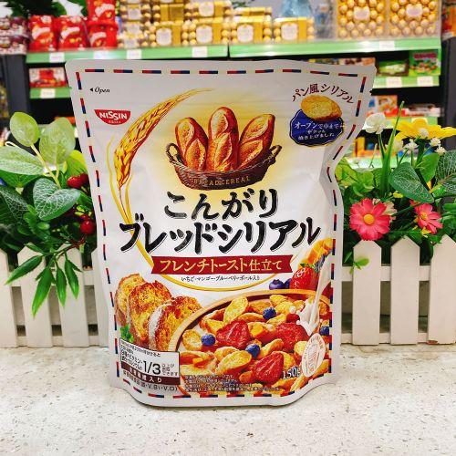 日本日清早餐面包干150g