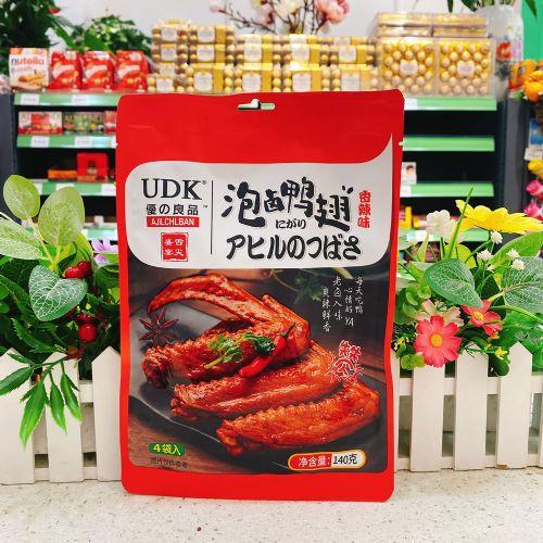 优之良品泡卤鸭翅(香辣味)140g